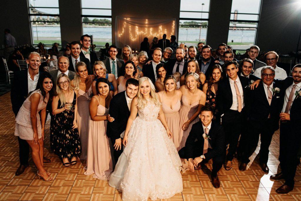 wedding venue port huron 48066
